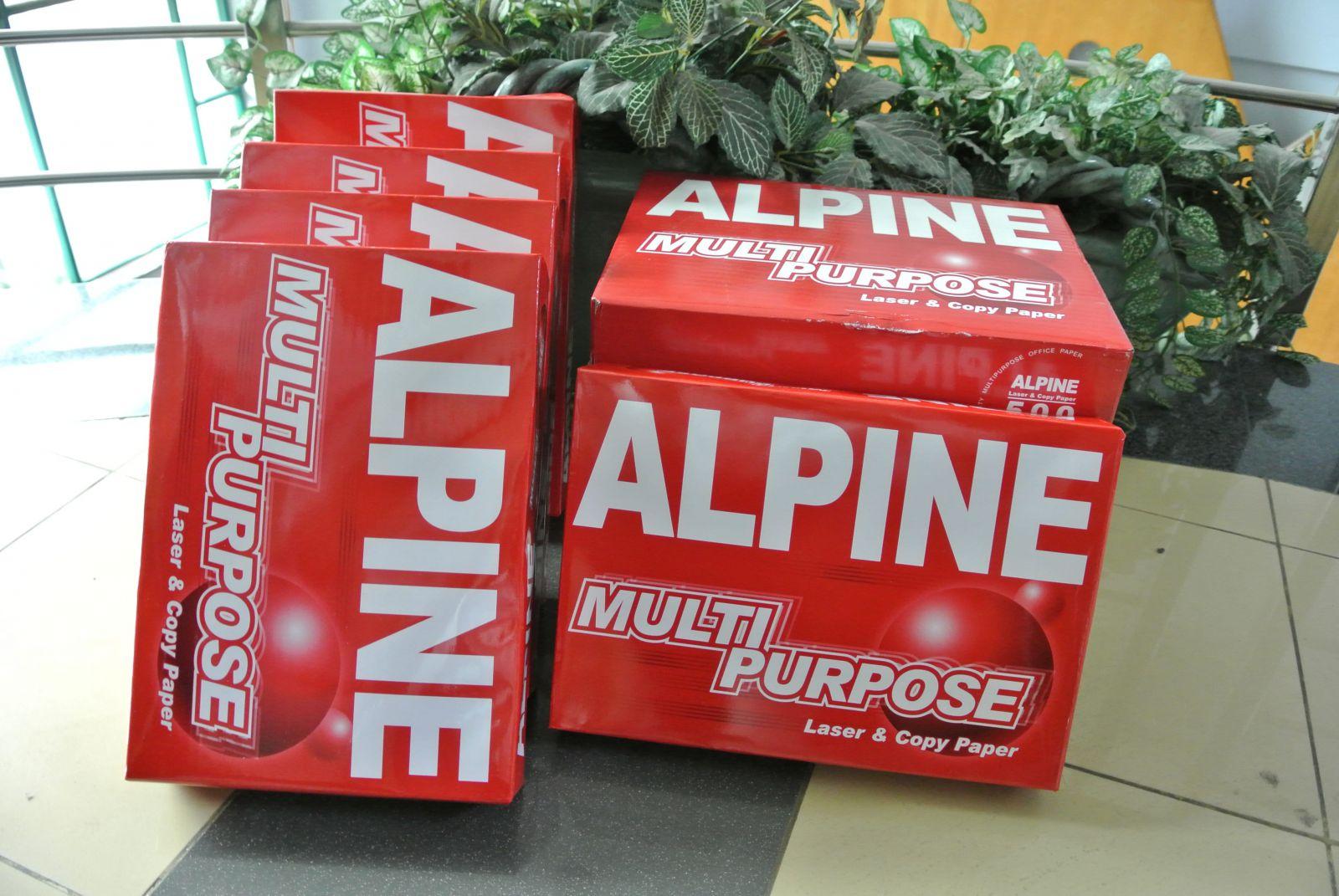 ALPINE 70 (A4)